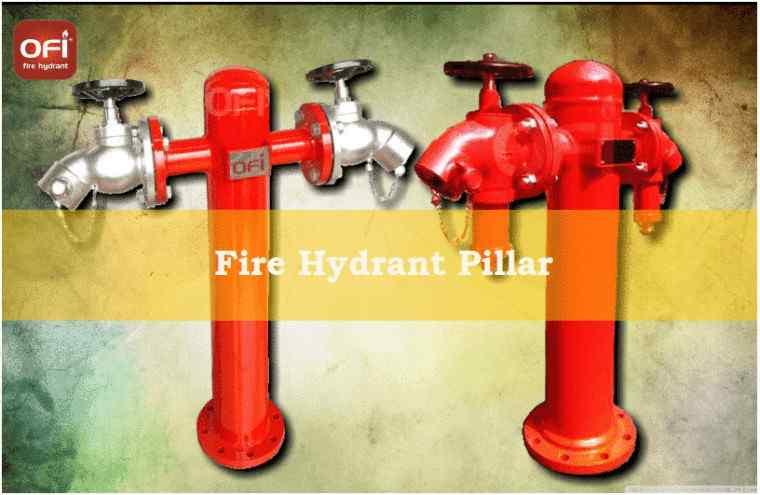 hydrant pillar OFI