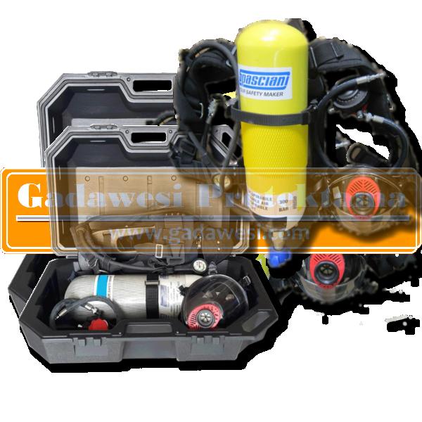 breathing apparatus spasciani