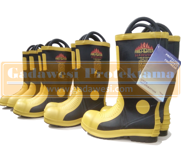 distributor harvik fire fighting boots