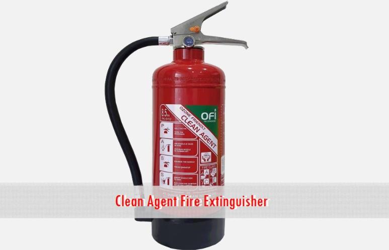 jual apar clean agent palembang