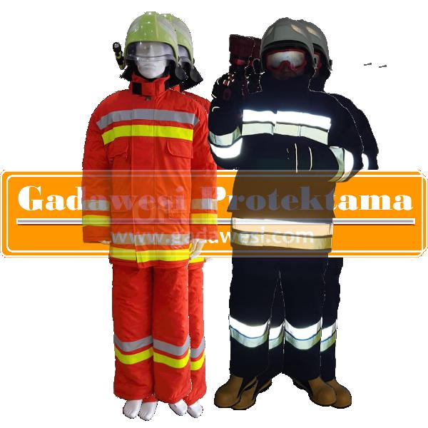 jual baju pemadam kebakaran nomex iiia