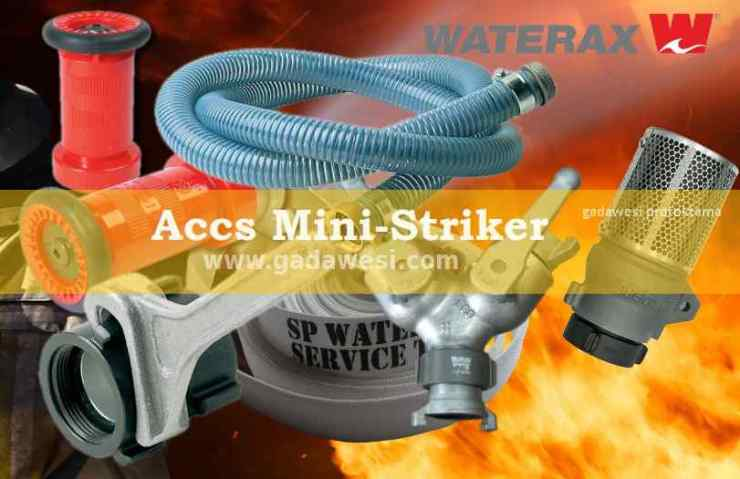aksesoris pompa mini-striker