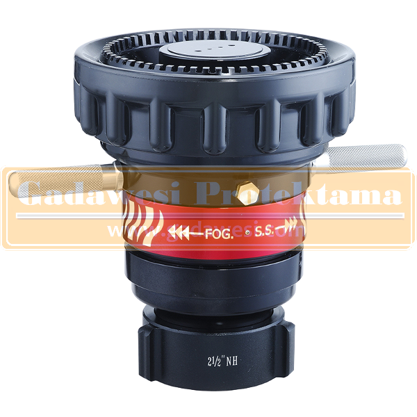 Protek 832, Automatic Monitor Nozzle