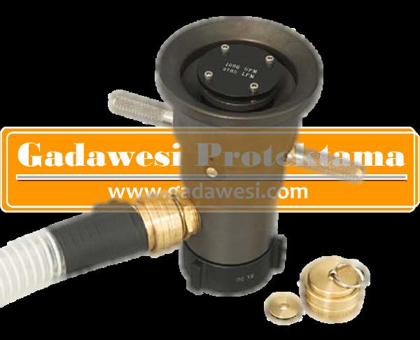 Protek 889, Self-Educting Monitor Nozzle