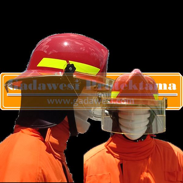 harga helm SOS fullgard pemadam kebakaran