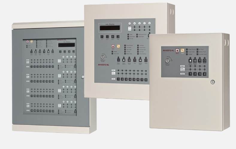 ah-03312 fire alarm control panel
