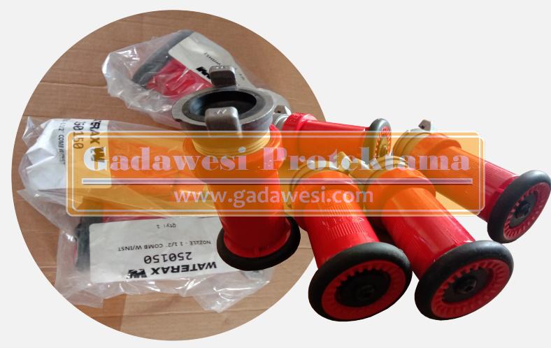 Nozzle Pemadam Waterax UNI-1575-MI 1.5″ NPSH