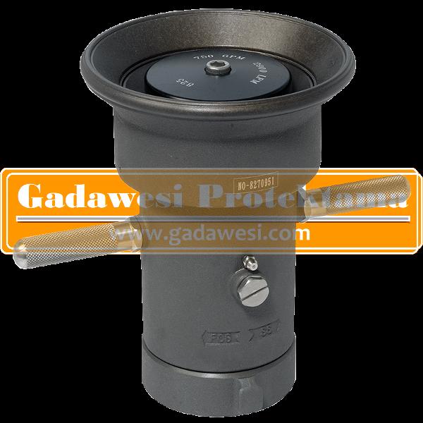 Protek 825, Constant Gallonage Monitor Nozzle